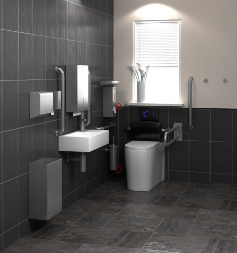 Creating an 'Accessible WC' that is actually accessible