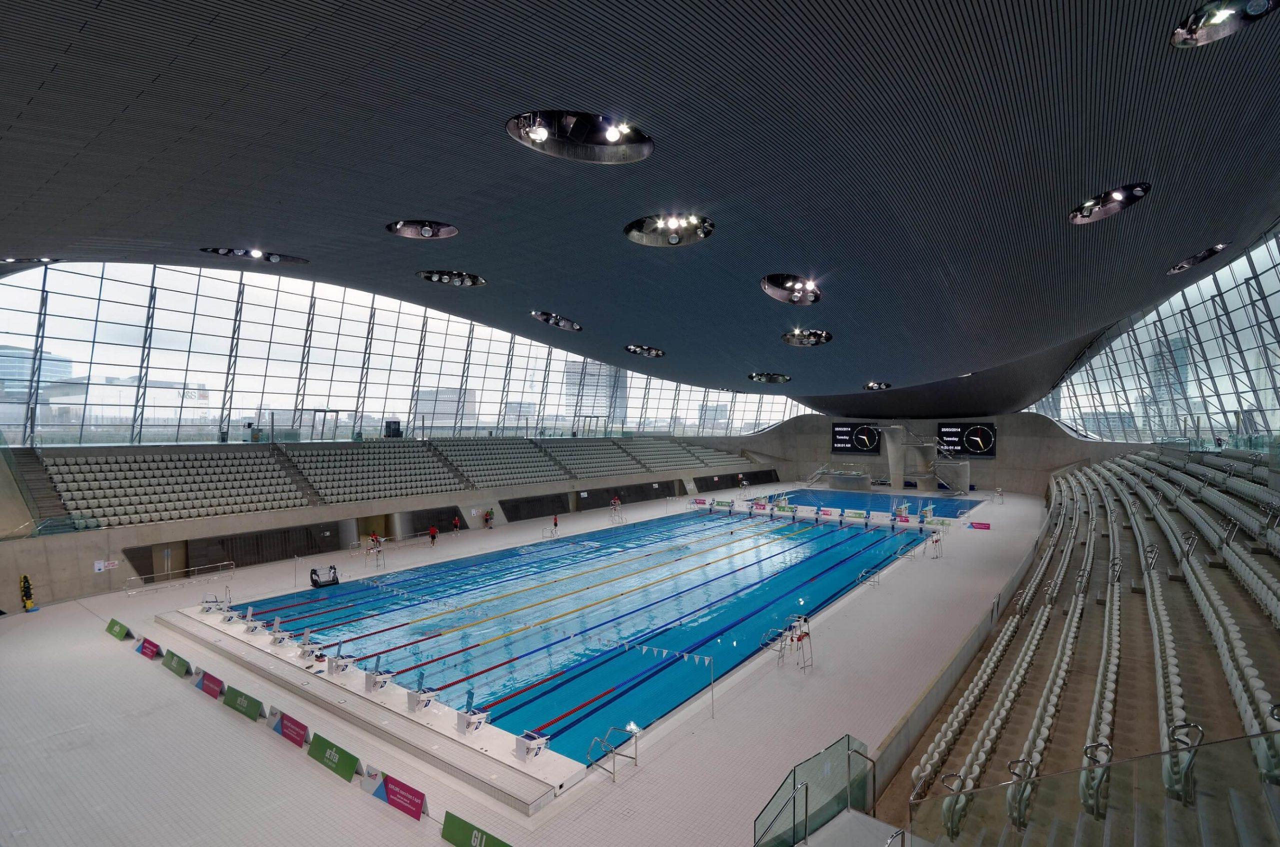 London Aquatics Centre 1