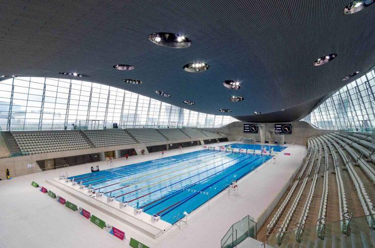 London Aquatics Stadium, London UK