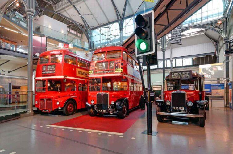 Transport Museum, London UK