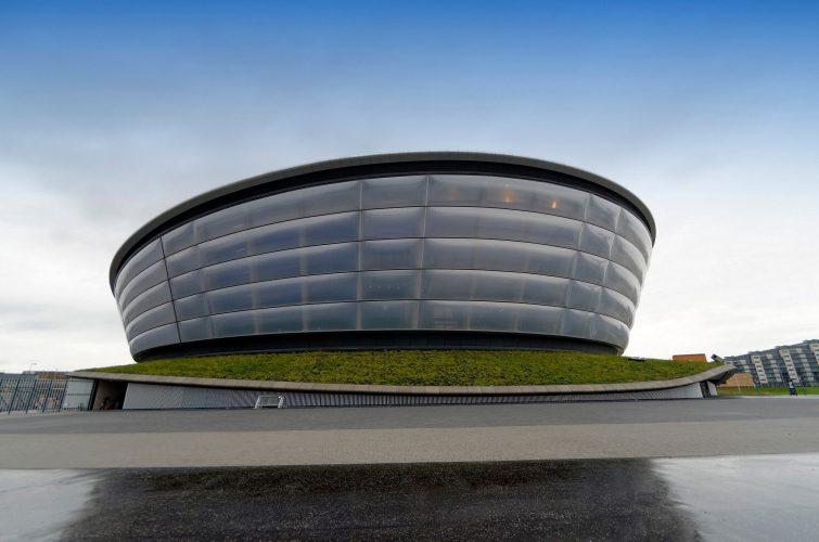 The SSE Hydro, Glasgow UK