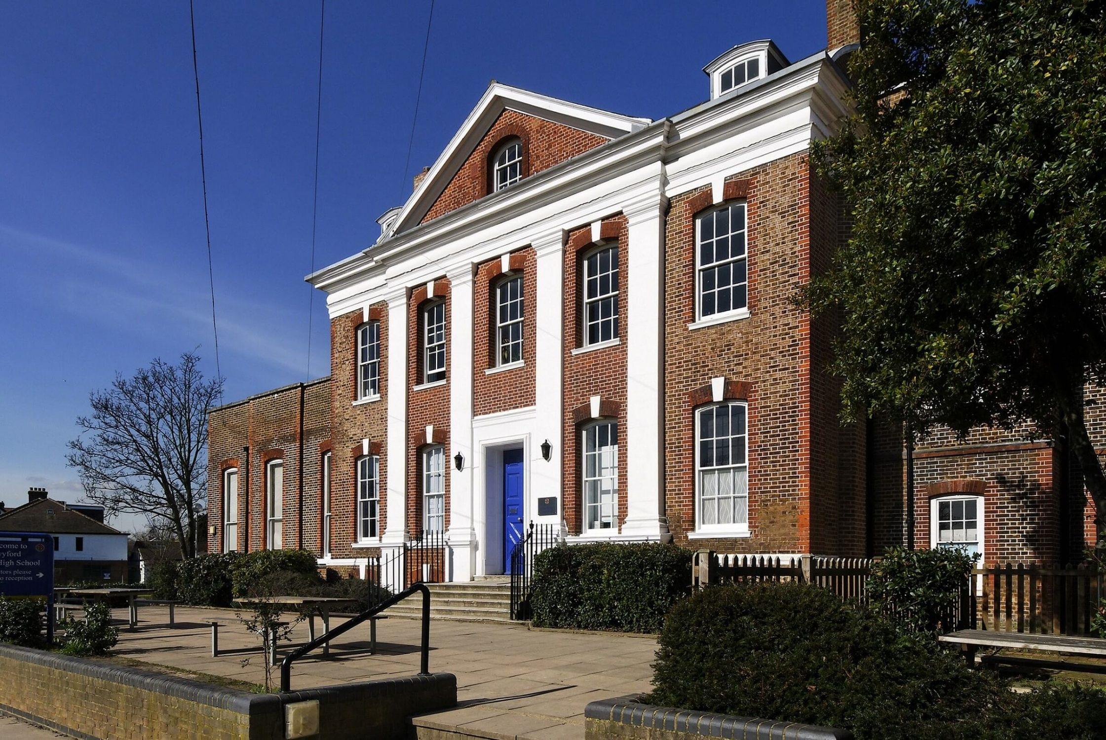 Twyford School 1