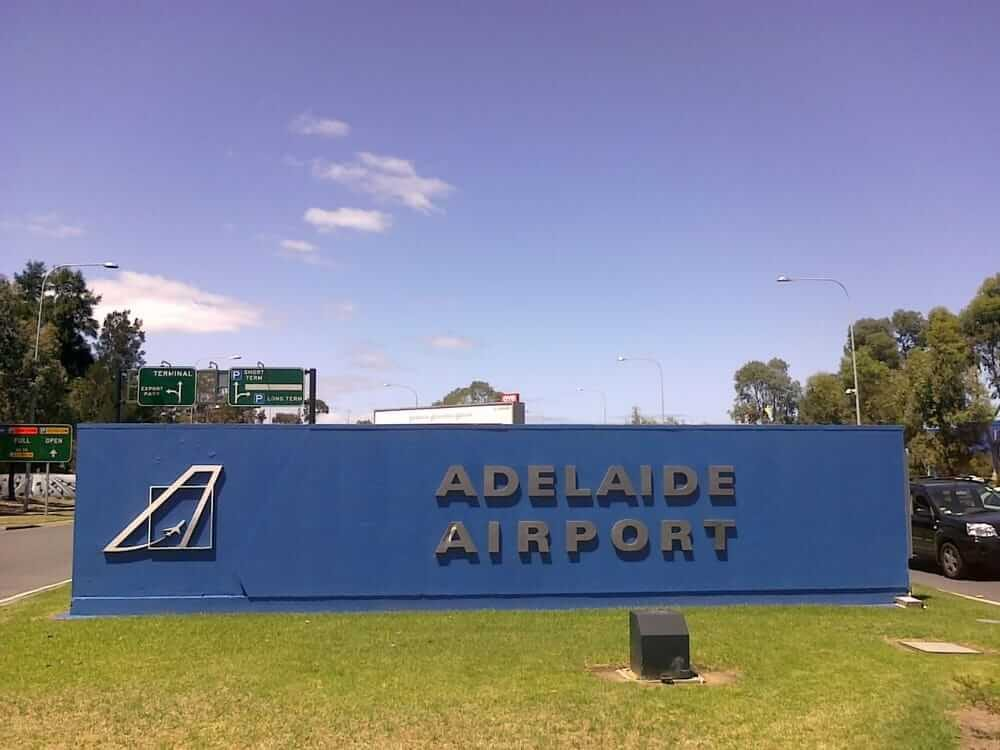 Adelaide Airport 1