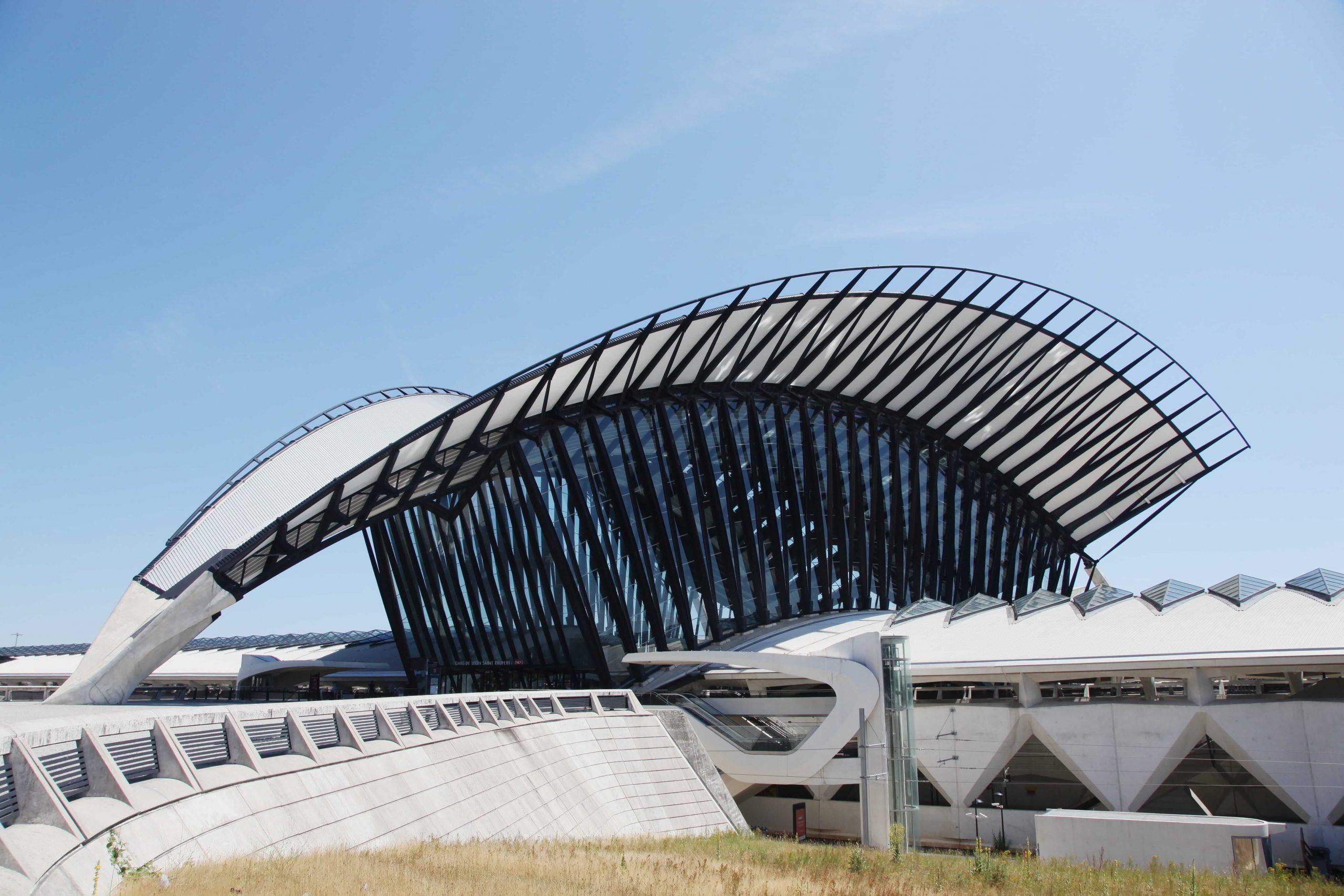 Lyon Airport 1