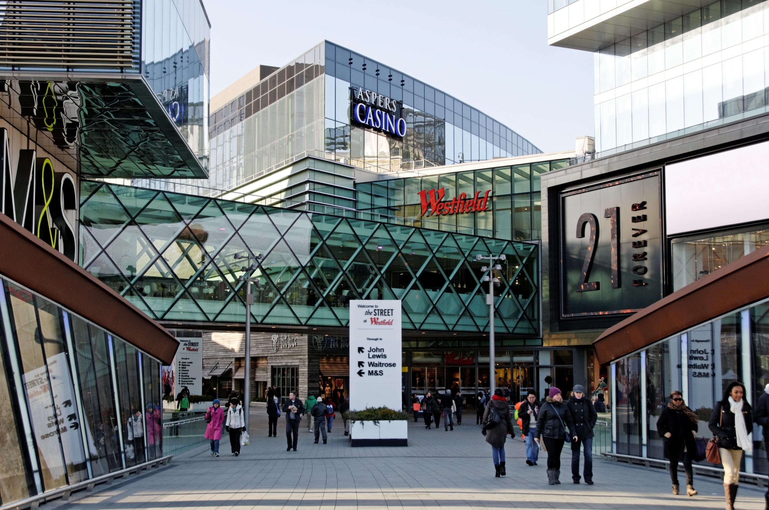 Westfield Shopping Centre 1