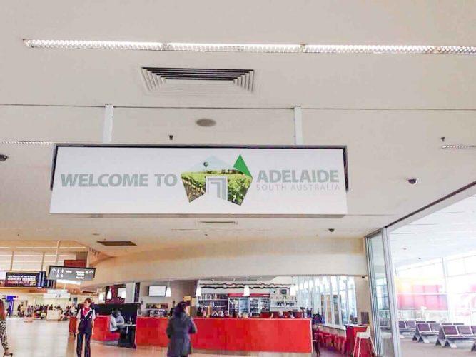 Adelaide Airport, Adelaide AU