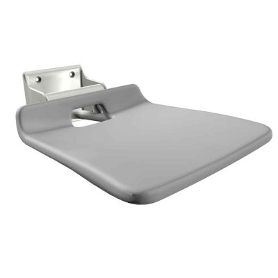 DOLPHIN EASE FOLDABLE SHOWER SEAT, FIXED BACK