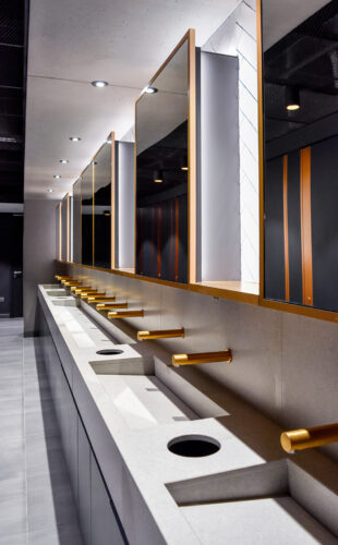 Dolphin Commercial Washrooms