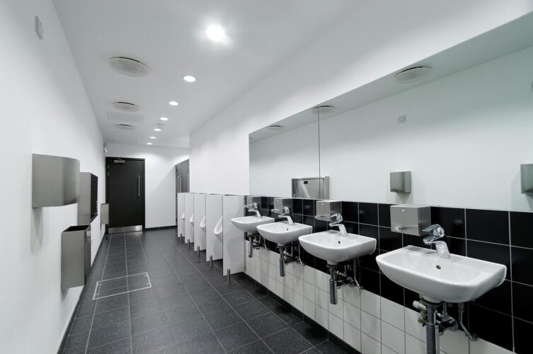 Dolphin Sustainable Products, Commercial Washrooms