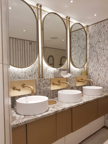 Dolphin Washroom Accessories Sustainable Products