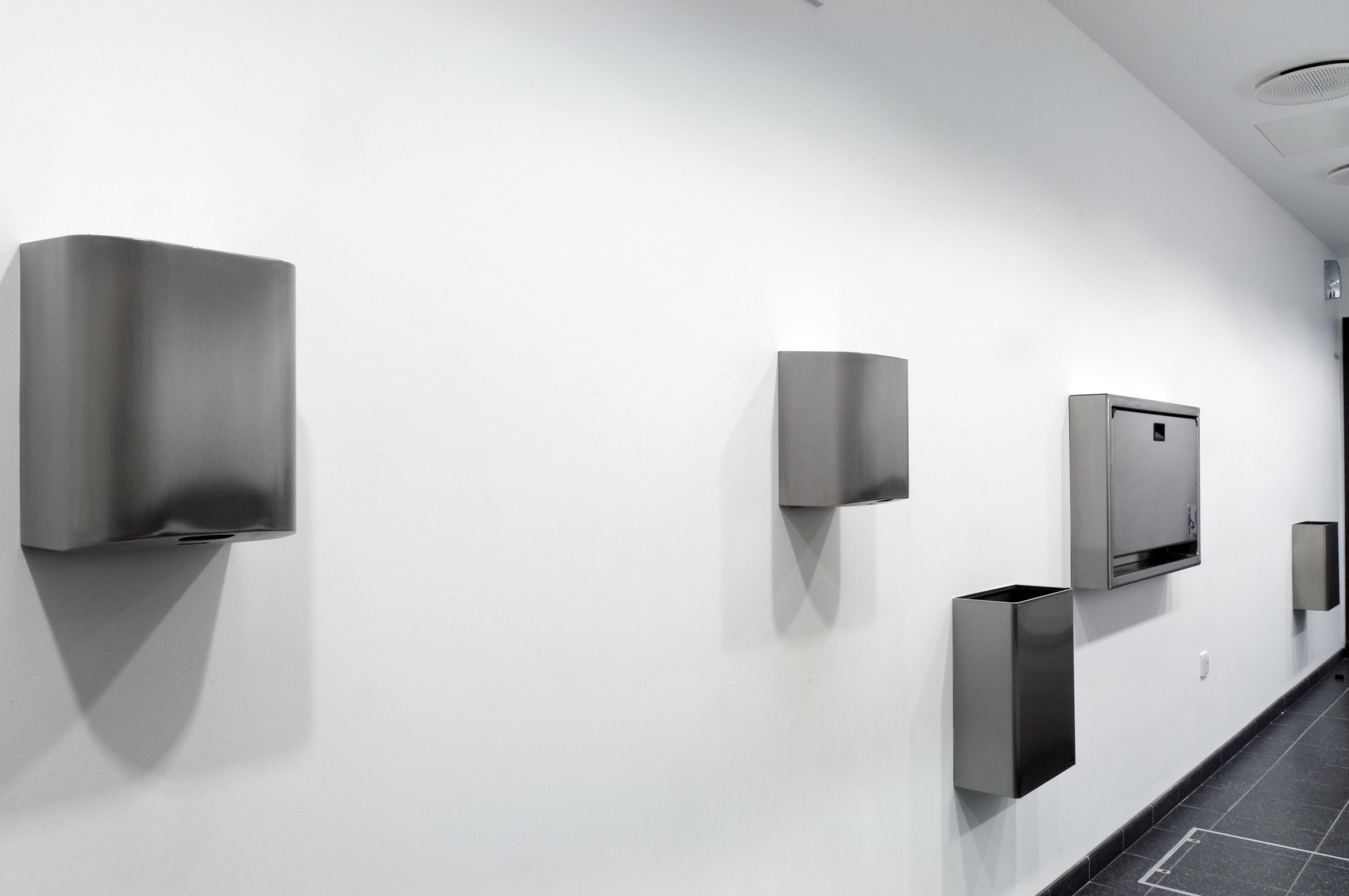 Dolphin Hand Dryer and Commercial Washroom Accessories at Kensington and Chelsea College
