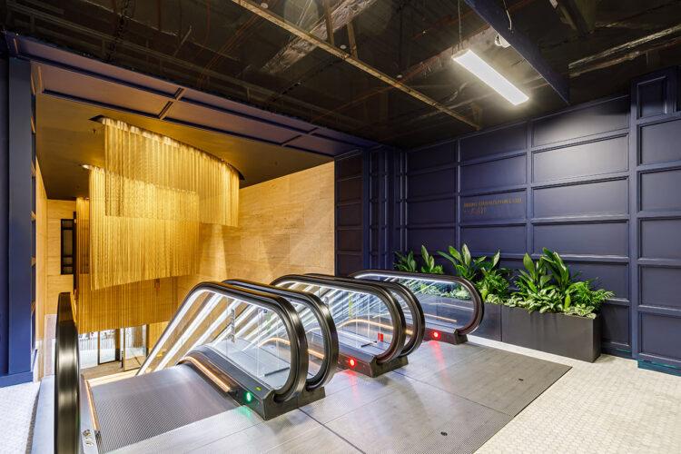 155 Bishopsgate Interior Architecture