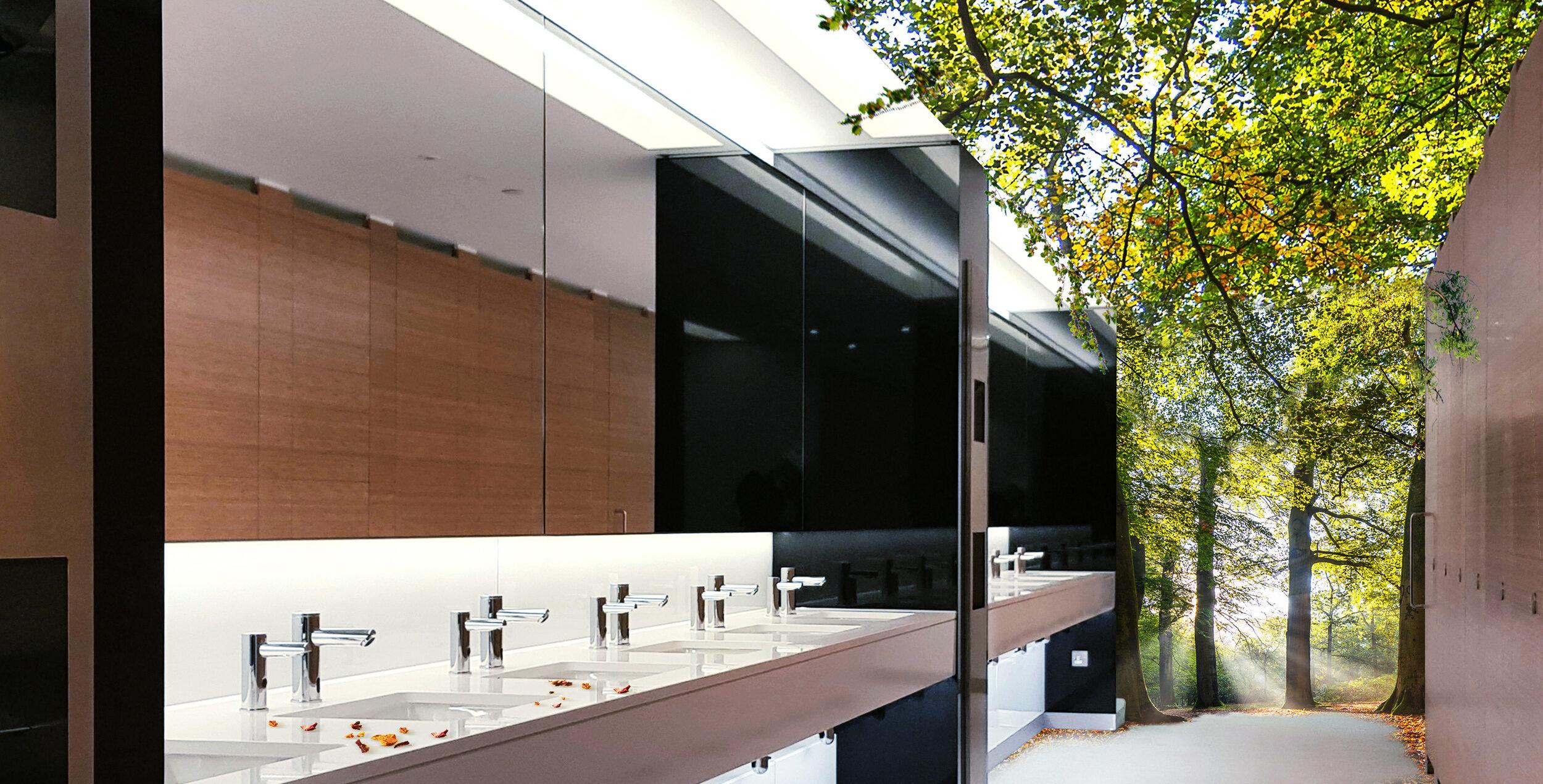 The Sustainable Washroom