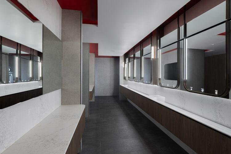 Dolphin Solutions Alavo Smart Washroom