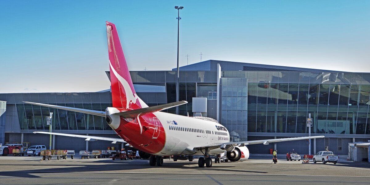 Canberra Airport 2