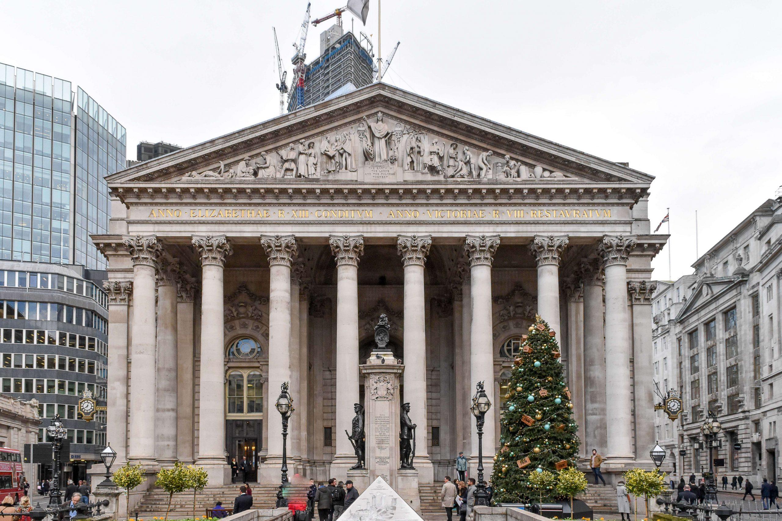 The Royal Exchange, London