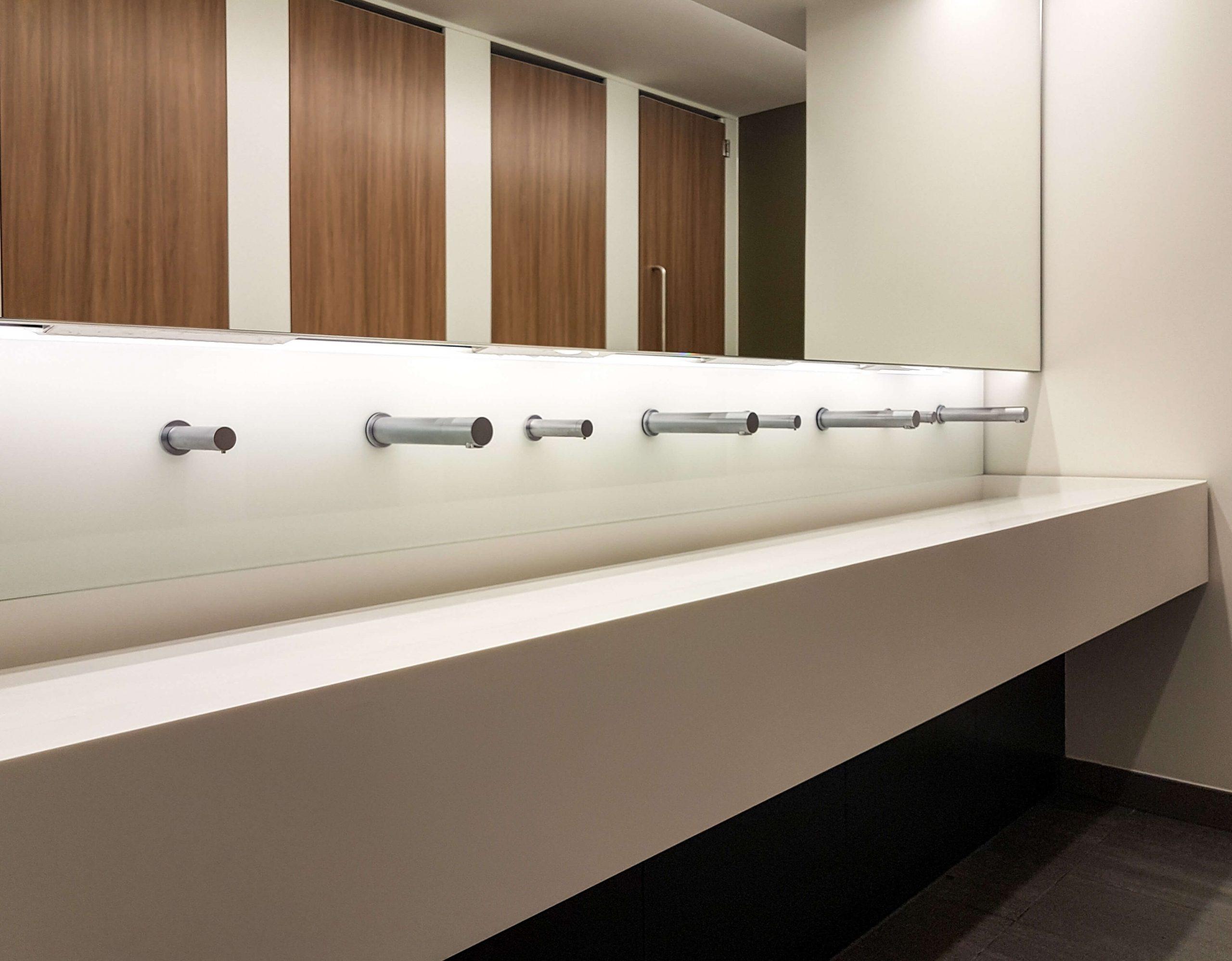 Washroom-Trough